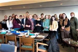 Protestant Bead workshop 2 24 2019