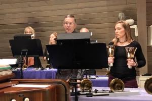 All Saints Day Bell Choir