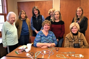 Genoa Prayer Bead Workshop  2 23 19