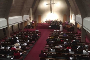 Ash Wednesday Evening Service