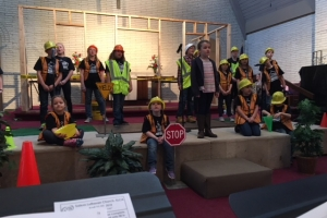 Kidz Under Construction Children's Musical