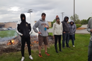 Bonfire May 17, 2019